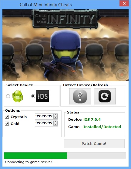 Call of Mini Infinity Hack iOS/Android
