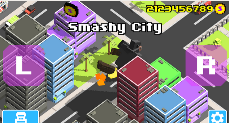 Smashy City Hack (MOD, Unlimited Money) Apk