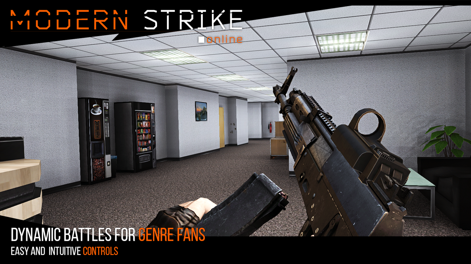 Download Modern Strike Online for PC (Windows 10, 8.1, 8, 7, XP computer) or MAC APK for Free