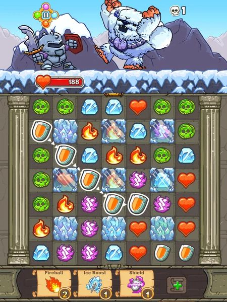 Good Knight Story Mod APK