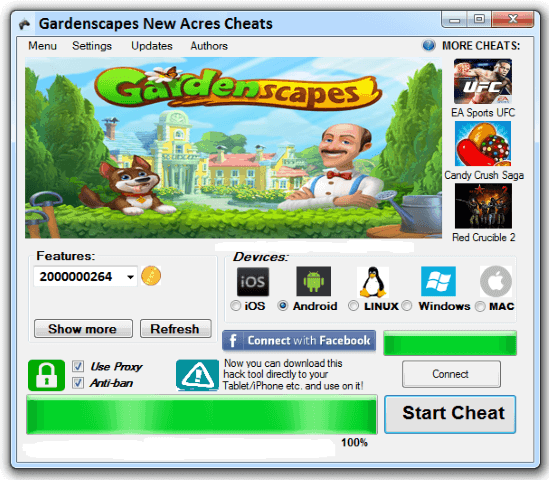 Gardenscapes Hack Tool Coins Generate Stars [UPDATED 2020