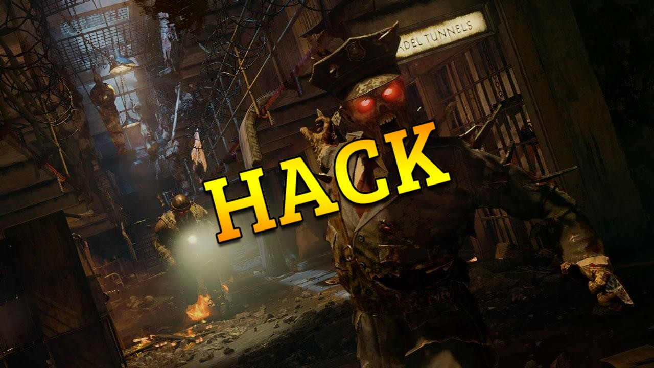 Call Of Duty: Black Ops - Zombies hack tool 2019