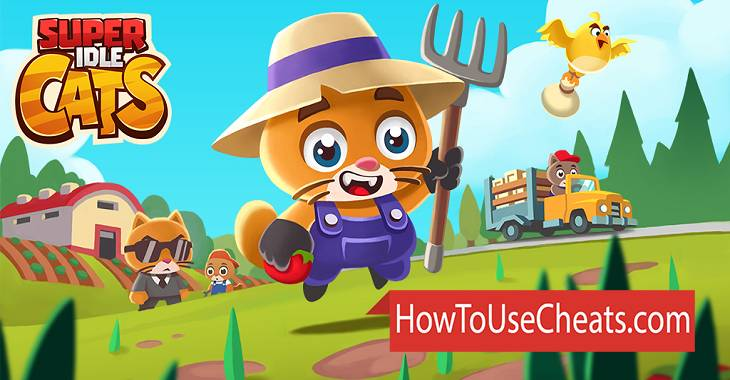 """Super Idle Cats Hack, Cheat, Tips and Secrets In Super Idle Cats, cats captured the entire world and start to construct their very own kingdoms and empires, however utilizing Super Idle Cats hack will prevent time and private sources. You begin as an peculiar cat-farmer, who's making an attempt to construct his farm and change into the richest cat within the space (an actual """"fist"""", to place it in previous phrases). In essence, Super Idle Cats is a typical """"enjoyable farm"""" through which we do such acquainted issues as rising greens and fruits (sure, the seals truly love them!), promoting merchandise to neighbors and available in the market, shopping for new, costlier and unique breeds and cultures. However in case you assume that we'll stay a """"collective farmer"""" to the very finish, then you're mistaken, as a result of right here you possibly can and have to put money into scientific progress, which is able to assist you to with Super Idle Cats hack."""