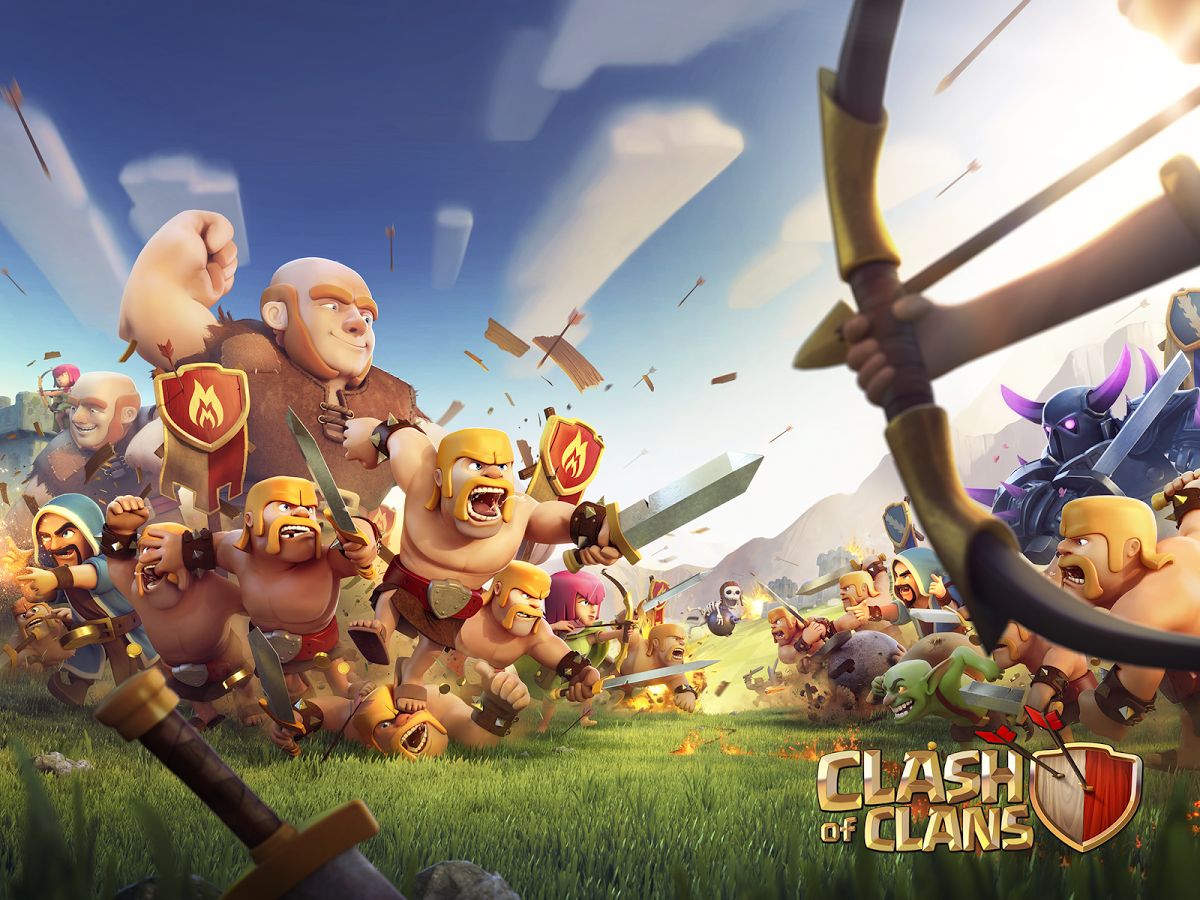 Clash of Clans1