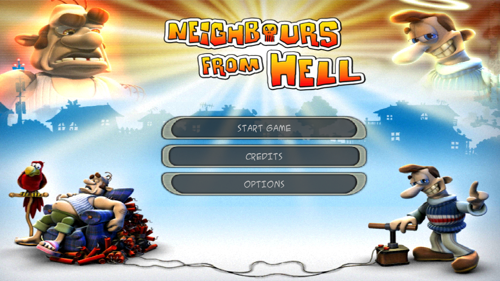 MOD Neighbours from Hell: Season 2 - VER. All levels unlocked Description: