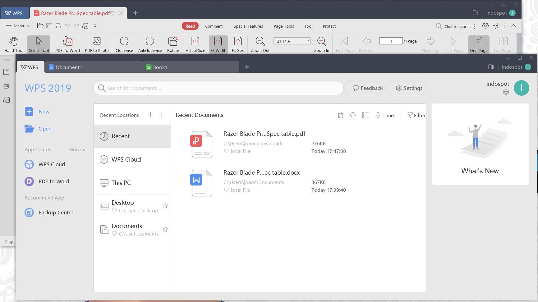 WPS Office 11 Crack With Patch Premium For PC