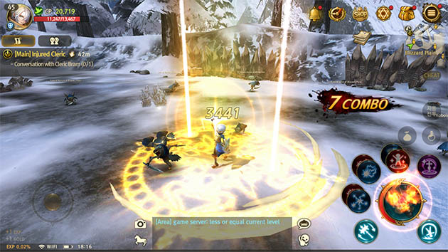 World of Dragon Nest 1.4.2 APK