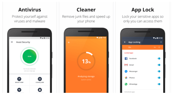Avast Mobile Security Cracked APK