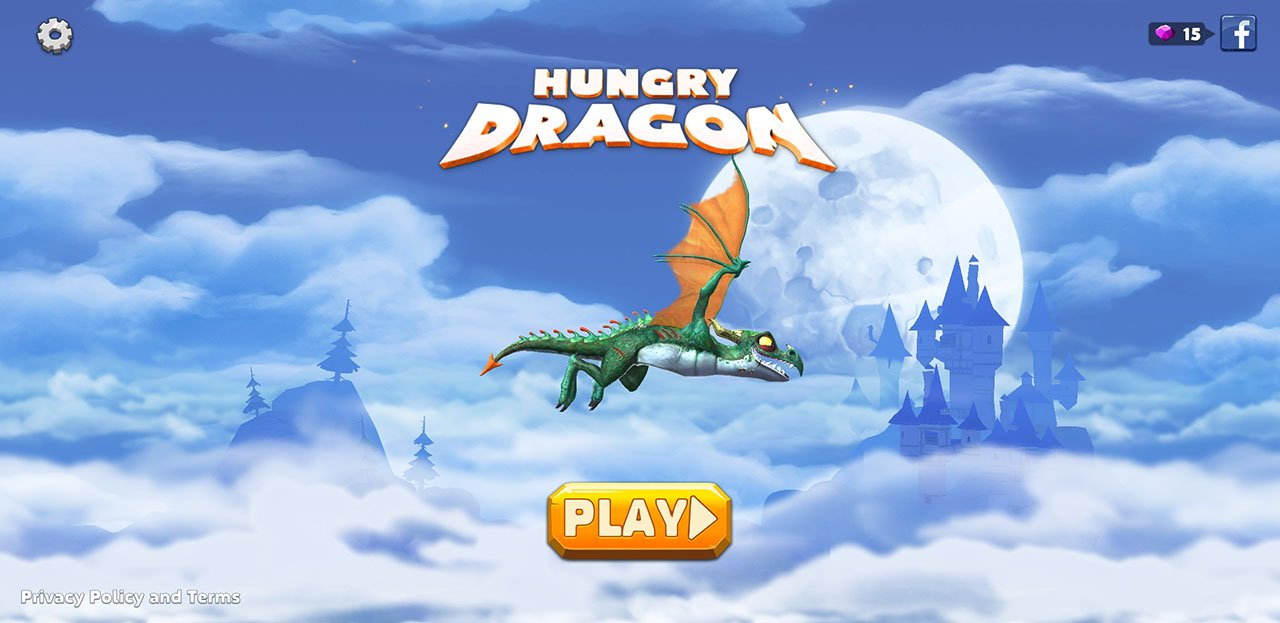 Hungry Dragon APK Mod money Unlimited diamond Hack