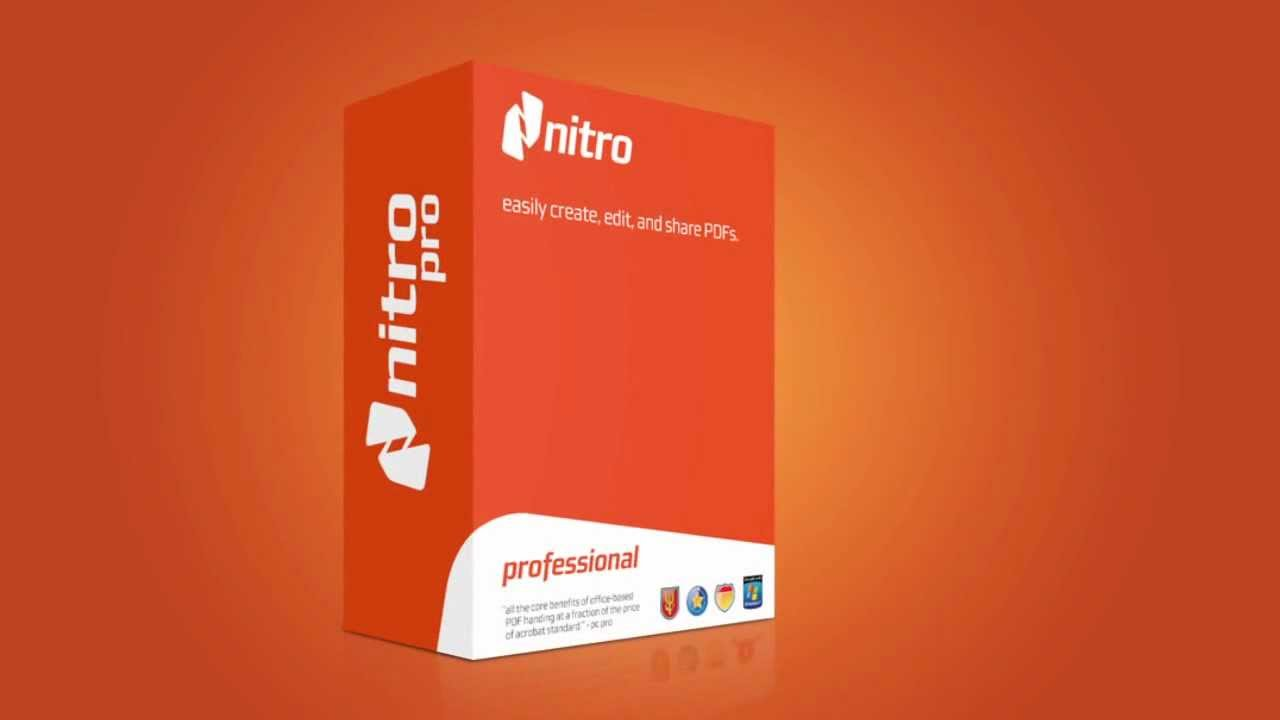 Nitro Pro Enterprise With Activation Key