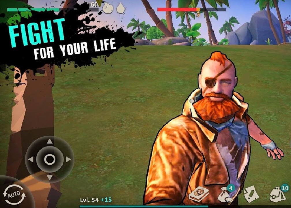 Survival Island: EVO 2 APK Mod Hack Skill points are not reduced