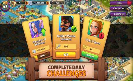 Fantasy Forge: World of Lost Empires Apk + Mod (Unlimited Money) for Android