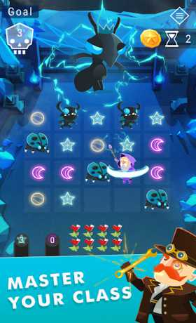 Starbeard – Intergalactic Roguelike puzzle game Apk for Android
