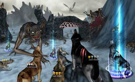 Wolf Online Apk + Mod (Free Shopping) + Data for Android