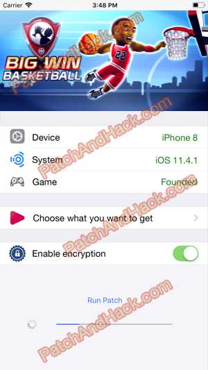 BIG WIN Basketball Hack - patch and cheats for Money and other stuff on Anroid and iOS
