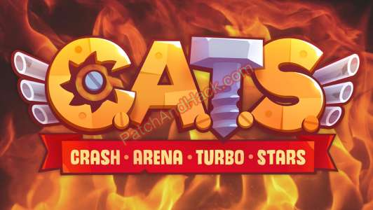 CATS: Crash Arena Turbo Stars Patch and Cheats money, crystals