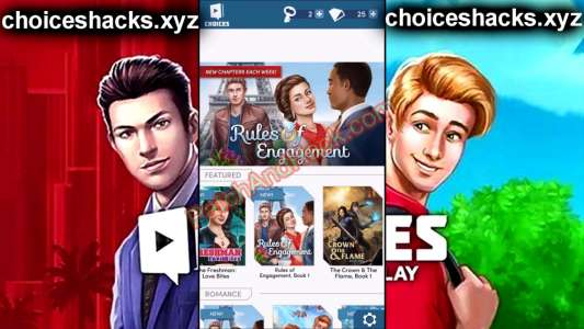 Choices Patch and Cheats money
