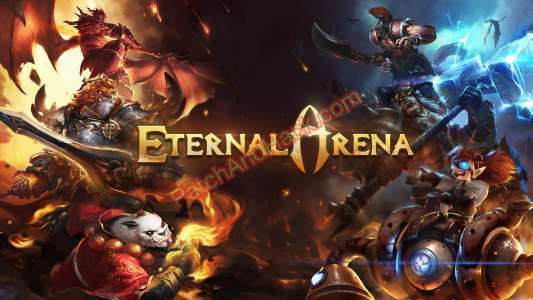 Eternal Arena Patch and Cheats coins, diamonds