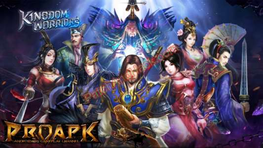 Kingdom Warriors Patch and Cheats money