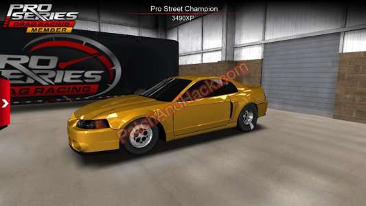 Pro Series Drag Racing Patch and Cheats money