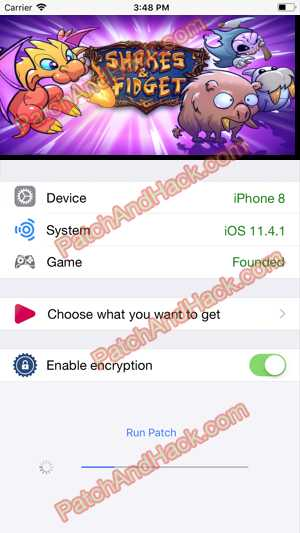 Shakes and Fidget Hack - patch and cheats for Mushrooms,gold and other stuff on Anroid and iOS