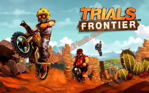 Trials Frontier Patch and Cheats money