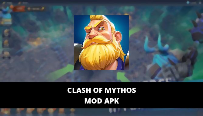 Clash of Mythos Featured Cover