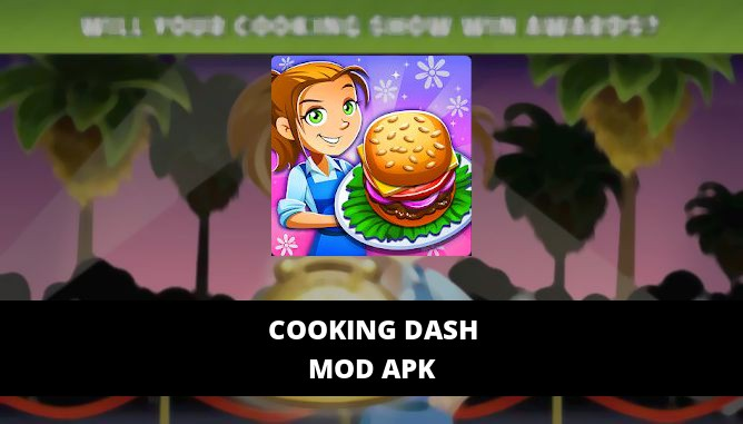 Cooking Dash Featured Cover
