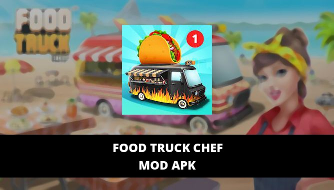 Food Truck Chef Featured Cover