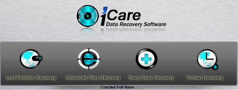 iCare Data Recovery Pro 8.2 Crack