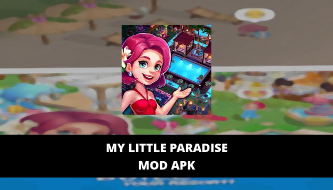 My Little Paradise Featured Cover
