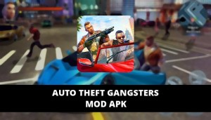 Auto Theft Gangsters Featured Cover