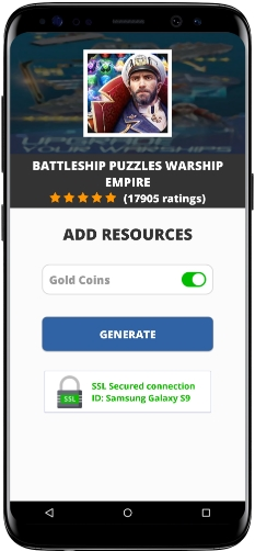 Battleship Puzzles Warship Empire MOD APK Unlimited Gold Coins