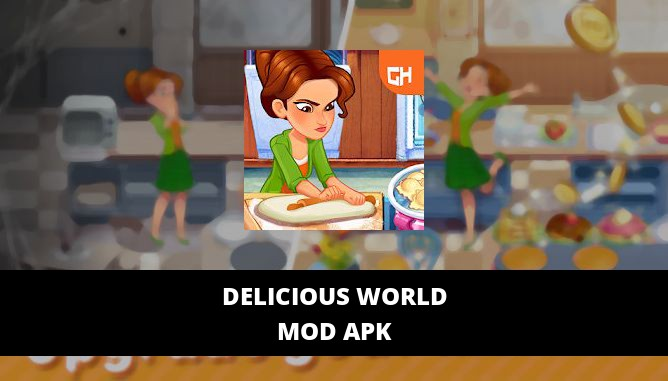 Delicious World Featured Cover