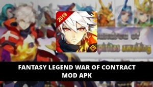 Fantasy Legend War of Contract Featured Cover