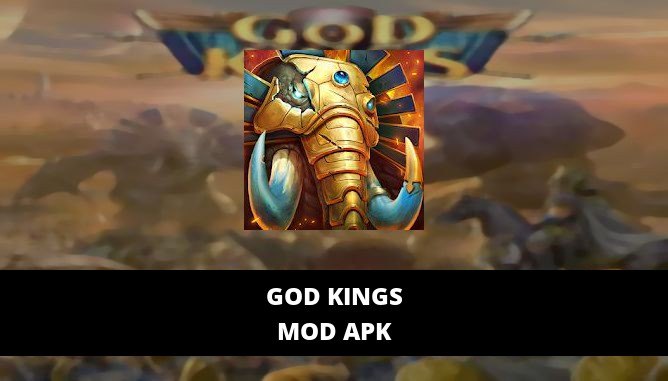 God Kings Featured Cover