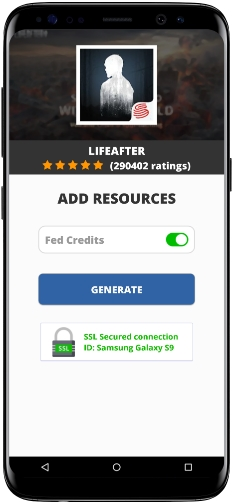 LifeAfter MOD APK Unlimited Fed Credits