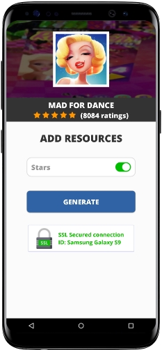 Mad For Dance MOD APK Unlimited Stars