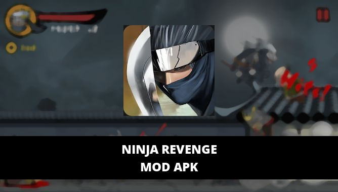 Ninja Revenge Featured Cover