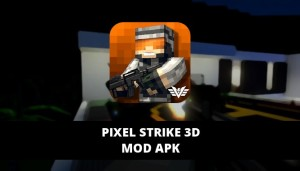 Pixel Strike 3D Featured Cover