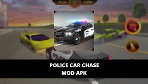 Police Car Chase Featured Cover