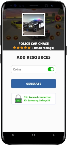 Police Car Chase MOD APK Unlimited Coins