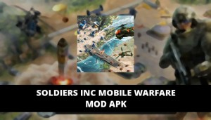 Soldiers Inc Mobile Warfare Featured Cover