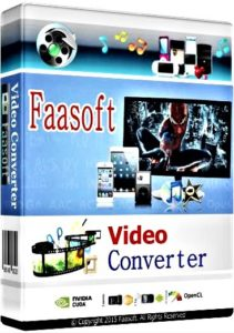 Faasoft Video Converter 5.4.2 With Crack