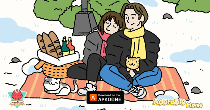 Adorable Home MOD APK Unlimited Currency