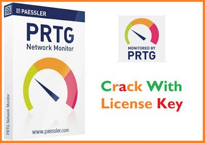 PRTG Network Monitor 20.3.61 With Crack
