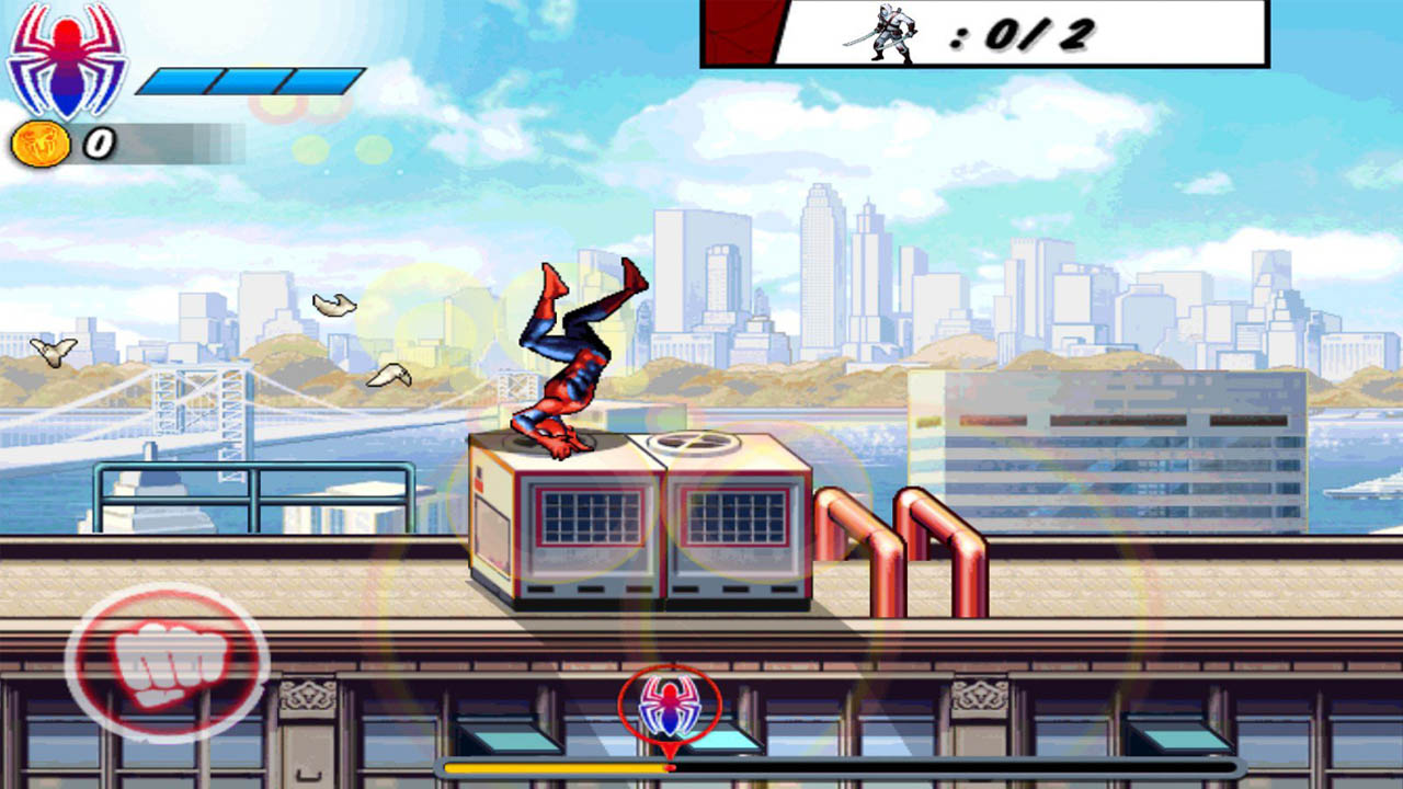 Spider-Man Ultimate Power MOD APK Free shopping