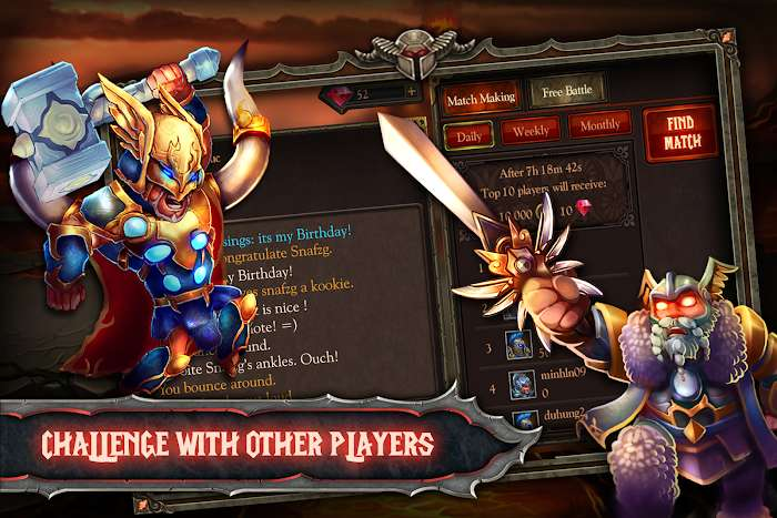 Epic Heroes War (MOD, Unlimited Money/Crystals) 3