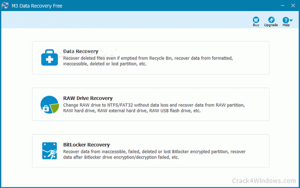 M3 Data Recovery Free 5.8.6 Crack + Activator