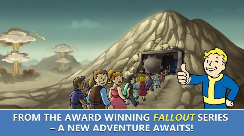 Fallout Shelter Online (MOD, Auto Win)